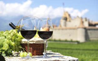 Week-end découverte et dégustation des vins de Bourgogne en chambre classique