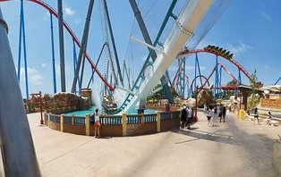 Escapada en Salou con entradas al Parque PortAventura