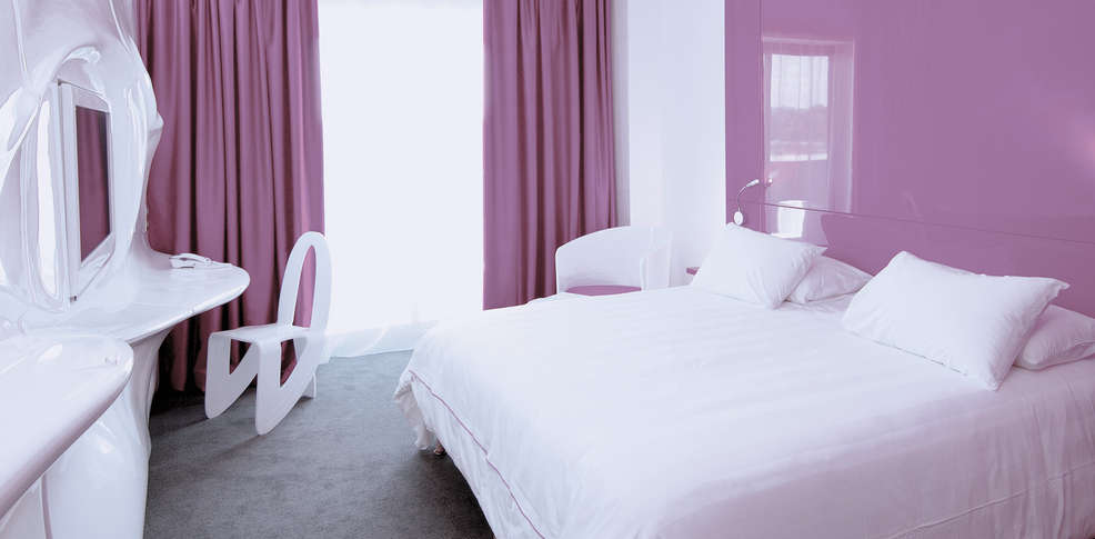 H tel best western plus design spa bassin d 39 arcachon for Hotel design gand