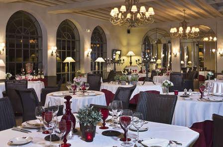 Week-end de charme avec dîner dans un magnifique château