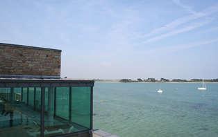 Offre spéciale: Escapade détente avec accès spa à Roscoff, petit ville balnéaire de Bretagne !