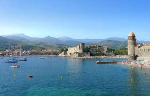 Week end en bord de mer à Collioure