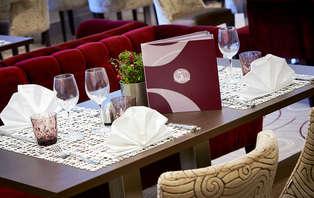 Week-end avec dîner à Aix les Bains