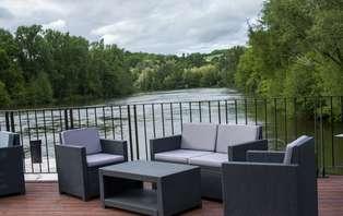 Offre Spéciale: Week-end détente & spa, au bord de la rivière, près d'Agen