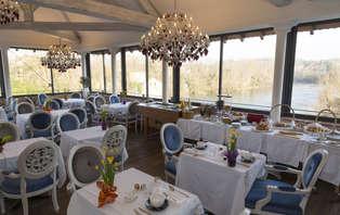 Week-end avec dîner gastronomique, au bord de la rivière, près d'Agen