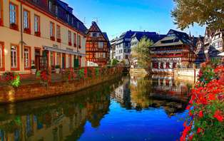 Week-end à la découverte de Strasbourg