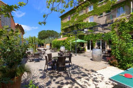 Week-end familial et provençal près de Nîmes