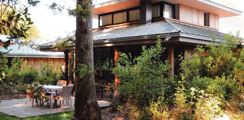 Hotel Center Parcs Domaine des BoisFrancs, Hotel di charme Verneuil