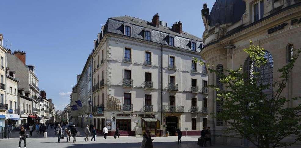 Quality Hotel Du Nord Dijon Centre  H U00f4tel De Charme Dijon