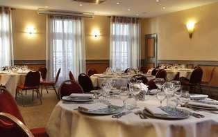 Week-end avec dîner gastronomique au coeur de Dijon