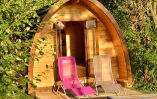 Week-end détente et insolite dans une cabane forestière à 45 minutes de Paris