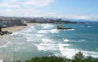 Offre Spéciale: Week-end en bord de mer à Biarritz