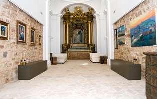 Escapada con cena y botella de cava en un convento en Atienza- Guadalajara