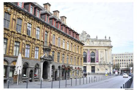 Offre spéciale : profitez du cœur de Lille