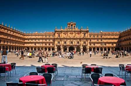 Escapada en el centro de Salamanca