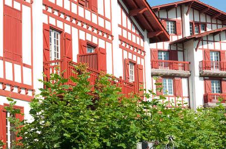 Week-end dans un hôtel de charme du Pays Basque près de Biarritz