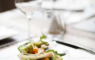 Week-end détente avec diner en chambre confort vue forêt aux portes de Paris