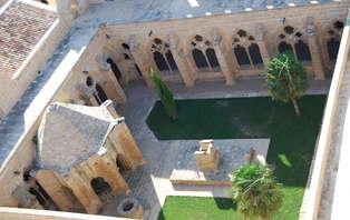 Especial Otoño: Escapada con visita al Monastrio de Rueda y cena cerca de Zaragoza (desde 2 noches)