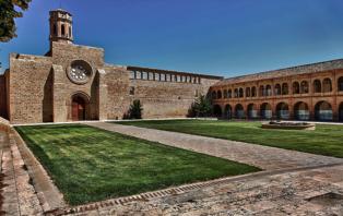 Escapada con visita al Monasterio de Rueda cerca de Zaragoza