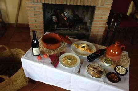 Escapada rural con cena y encanto en Sierra Nevada