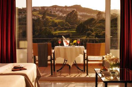 Verano en Mijas de auténtico lujo, con cenas y spa (desde 3 noches)