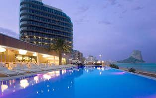 Mini Vacaciones mediterráneas con vistas al mar en Calpe (desde 4 noches)