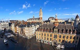 Escapade à la découverte de Lille
