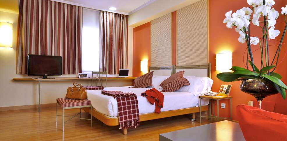 Hotel T3 Tirol Hotel Madrid