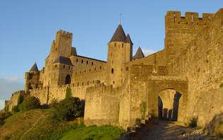 Week end découverte à Carcassonne