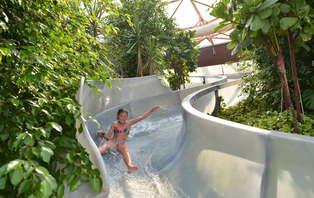 Week-end en famille dans un espace aquatique près d'Annecy (accès illimité pendant tout le séjour)