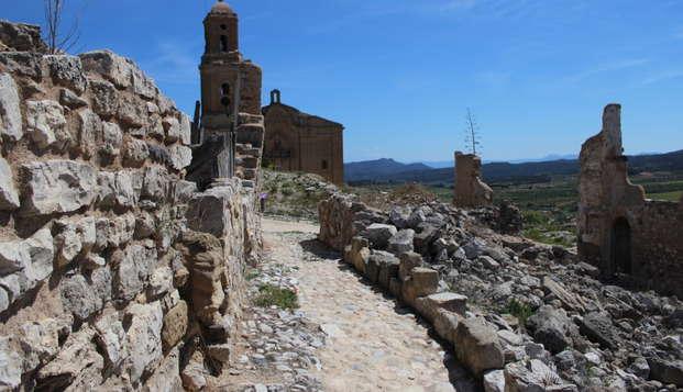 Escapada con visita al Molino de aceite cerca de Teruel en Weekendesk por 84.00€