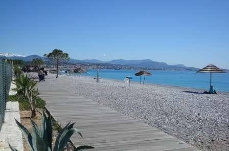 Weekend in een kamer met zeezicht aan de Cote d'Azur