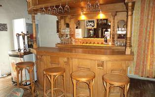 Offre spéciale : Week-end insolite avec dîner à l'auberge du Moulin d'Audenfort