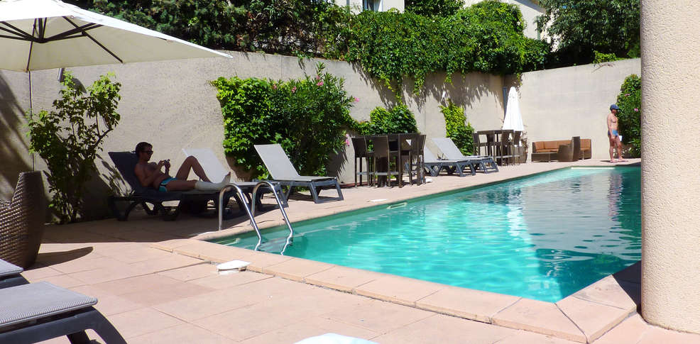 Week end aix en provence 13 offre sp ciale week end for Appart hotel trouville