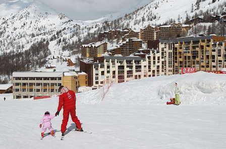 Séjour Ski en famille au cœur de la station d'Isola (pour max 6 personnes avec forfaits Ski 2 jours)