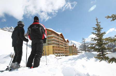 Séjour détente et ski au cœur de la station d'Isola (avec forfaits Ski 2 jours)