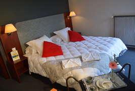 Hôtel Melaine - Chambre standard