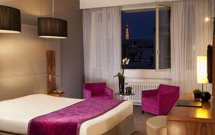 Week-end romantique en chambre Privilège à Paris