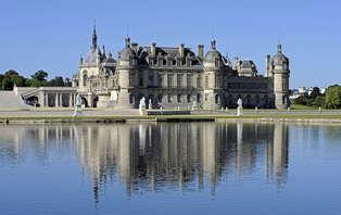 Week-end en couple ou en famille avec entrée au Domaine de Chantilly