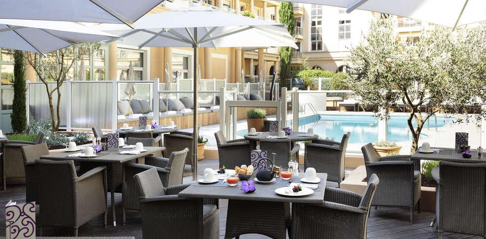 Grand h tel roi ren h tel de charme aix en provence - Hotel de charme aix en provence ...