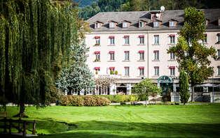 Week-end bien-être à Uriage-les-Bains