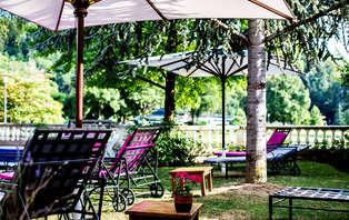 Offre spéciale: Week-end détente & SPA dans la station thermale d'Uriage-les-Bains