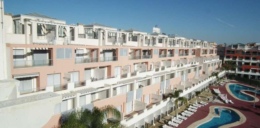 Hotel apartamentos marina rey hotel vera playa - Apartamentos marina rey vera booking ...