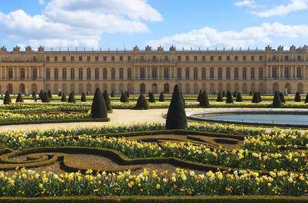 Weekend vlak bij Parijs inclusief toegang tot het kasteel van Versailles (toegangspas voor 1 dag)