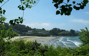 Escapada frente al mar cerca de La Coruña