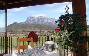 Escapada con cena en el Pirineo Aragonés