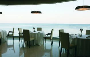 Escapada vista mar: cena gastronómica y acceso al spa en Calpe