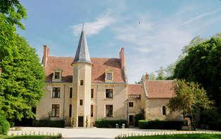 Offre Spéciale : Week-end dans un château à proximité de Nevers