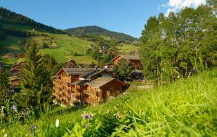 Offre Spéciale: Week-end avec détente avec dîner à la montagne, à la Clusaz (à partir de 2 nuits)