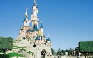 Week-end magique en couple avec entrées au parc Disneyland® Paris